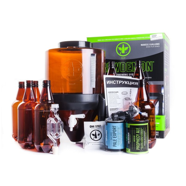 Домашняя мини-пивоварня Brew Demon Basic Plus