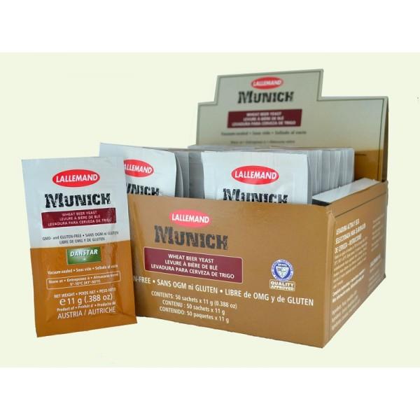 Дрожжи Munich Wheat Beer