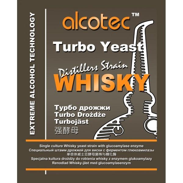 Дрожжи Alcotec Whisky Turbo Yeast